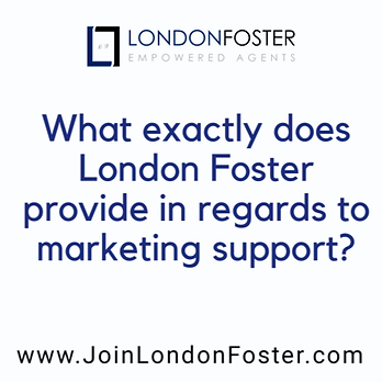 What does LF provide in Marketing Suppor