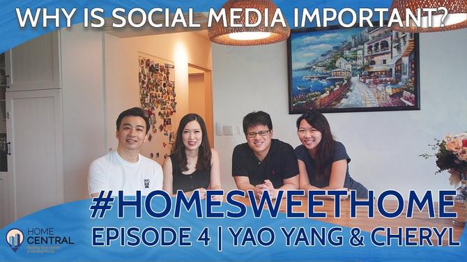 Home Sweet Home Ep. 4   Yao Yang & Cheryl