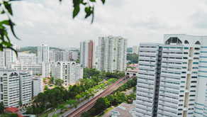Rising prices of real estate in Singapore