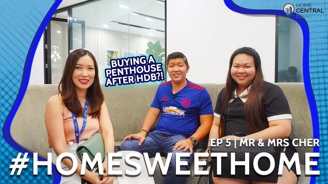 Home Sweet Home Ep. 5   Mr and Mrs Cher