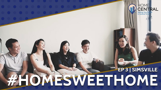 Home Sweet Home Ep 3   Simsville