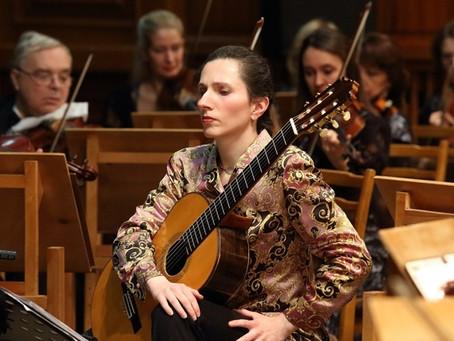 В Сочи австрийская гитаристка исполнит произведения Паганини