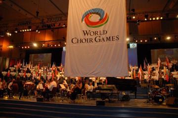 На Всемирные хоровые игры в Сочи приедут коллективы из 70 стран