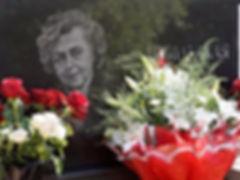 Могила Алисы Дебольской, Центральное кладбище города Сочи