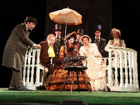 Театр «Святая Крепость» покажет в Сочи спектакль о счастье