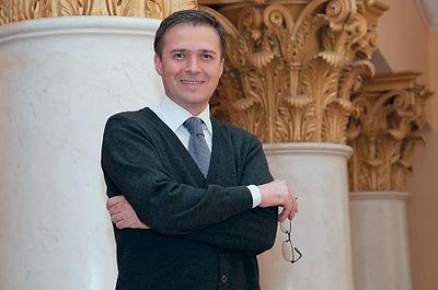 Мишарин Владимир Васильевич, генеральный директор СКФО, директор Зимнего театра