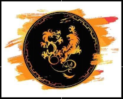 Oriental Yin Yang