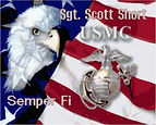 SEMPER FI Cross Stitch Pattern