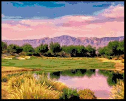 Dawn Golf