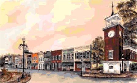 Town Circle