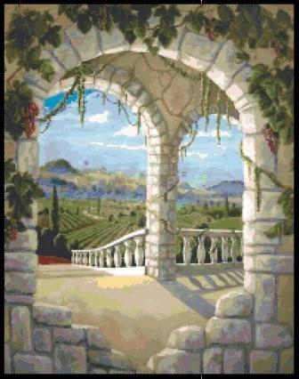Italian Portico