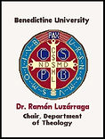 Benedictine Cross Cross Stitch