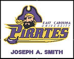 ECU Logo Cross Stitch Pattern