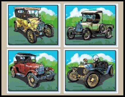 Antique Autos