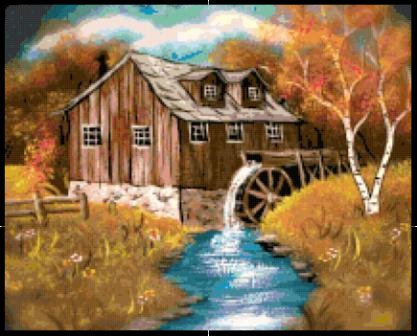 Old Watermill