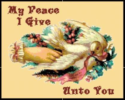 Peace Unto You