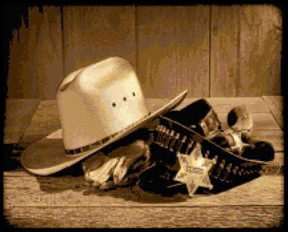 Sheriff Regalia
