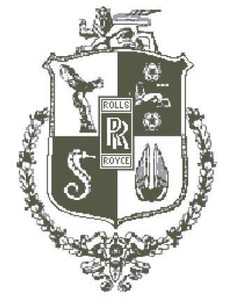 ROLLS ROYCE SEAL