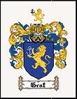 Graf Coat of Arms Cross Stitch