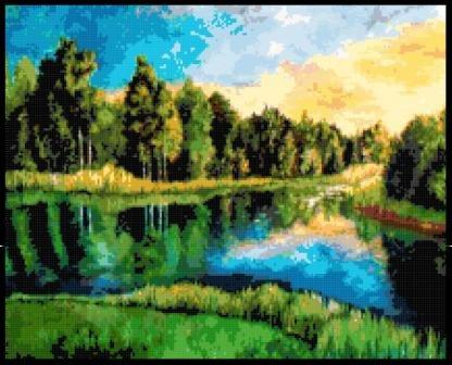 Nordic Pond