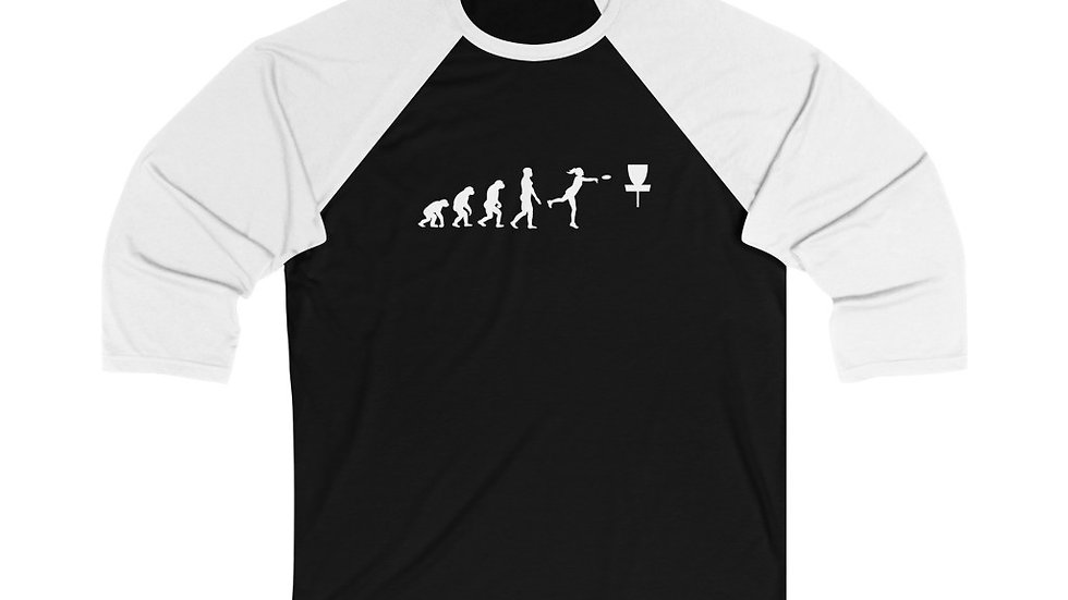Evolution - Baseball Tee