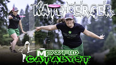 Catalyst Kate Berger - PDGA #133866