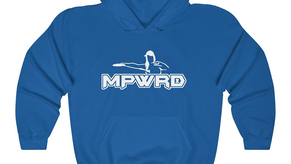 Serena's Fav - MPWRD - Unisex Hooded Sweatshirt