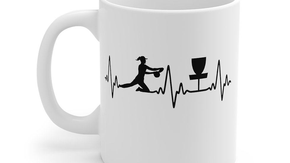 Heart Beat - Mug 11oz