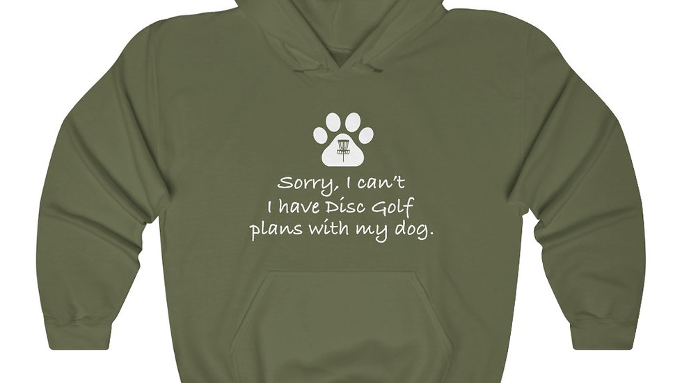 Sorry, I can't - Unisex  Hooded Sweatshirt