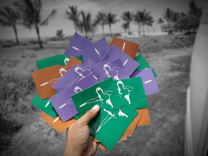 Disc Golf Stencils