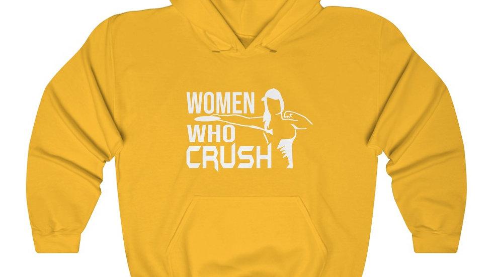 Crush - Hooded Sweatshirt