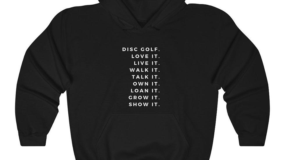 Walk It - Hooded Sweatshirt