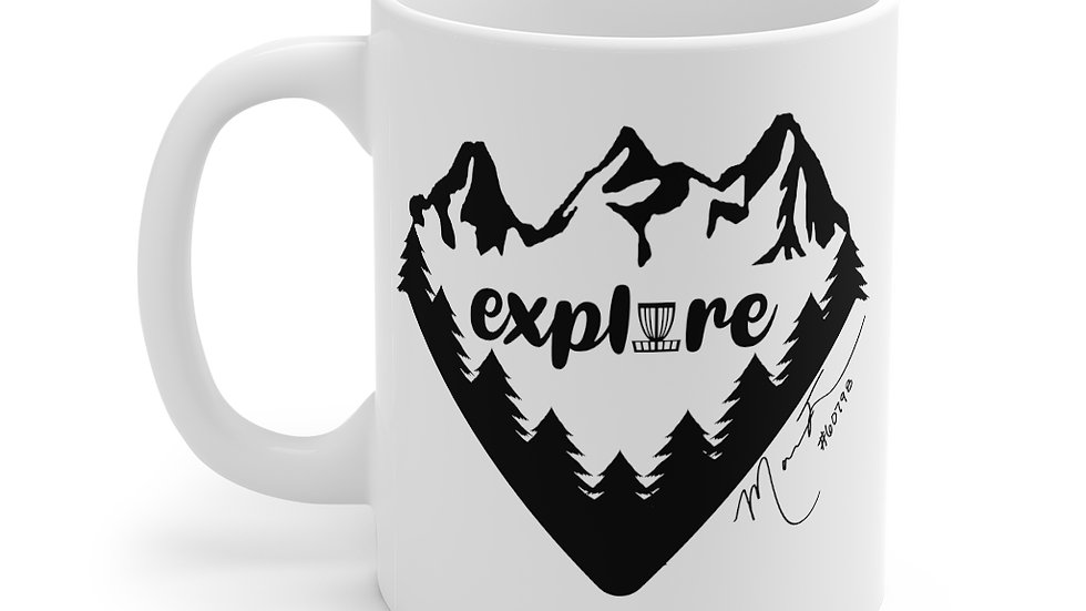 Madison's Signature Line - Mug 11oz