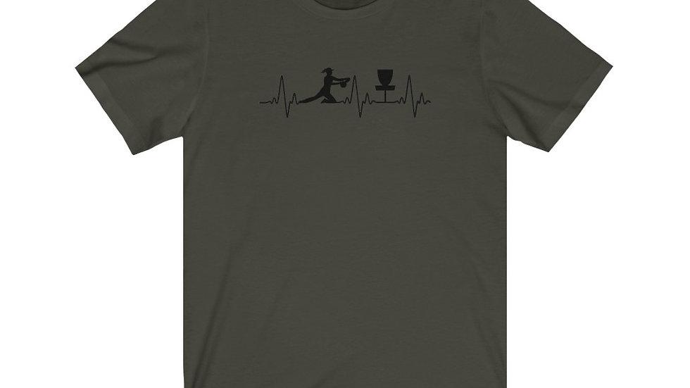 Heart Beat - Jersey Short Sleeve Tee