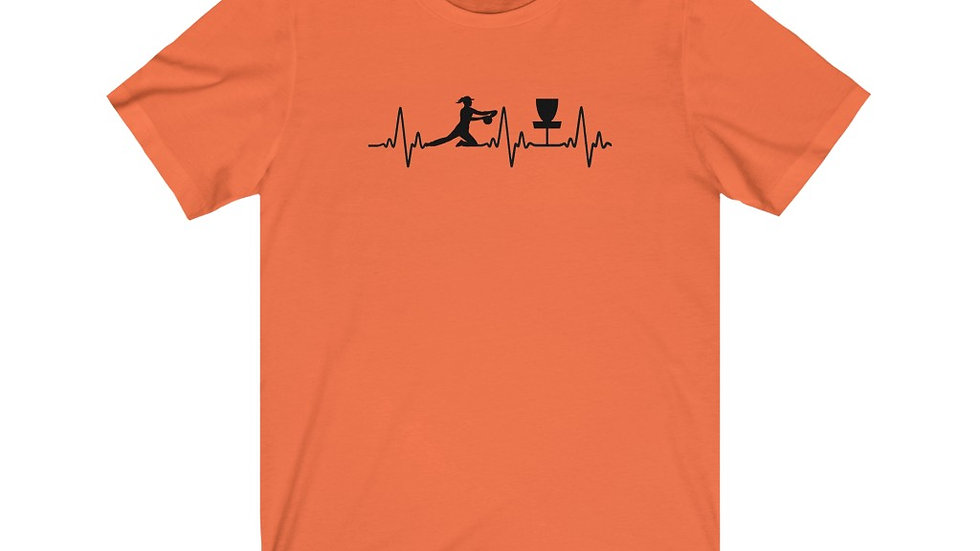 Heart Beat - Jersey Short Sleeve Tee
