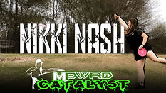 Catalyst Nikki Nash - PDGA #77454