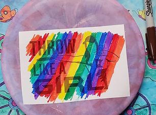 Disc Stencil