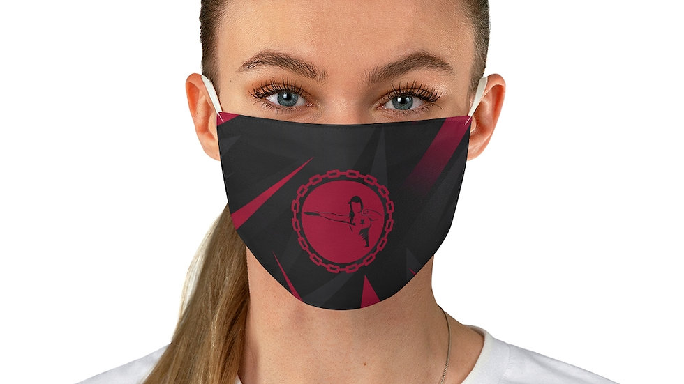 MPWRD Pink Fabric Face Mask