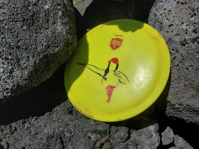 Custom Disc Golf Discs