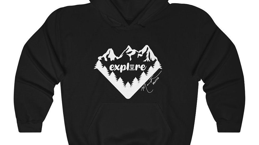 Madison's Signature Line - Unisex Hooded Sweatshirt