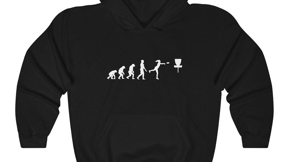 Evolution - Hooded Sweatshirt