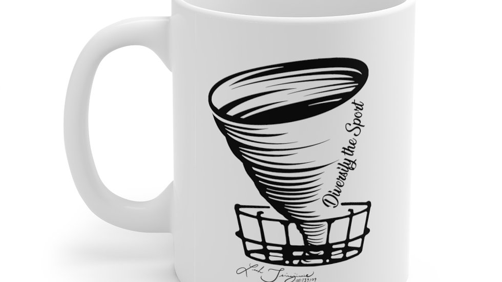 Leah's Signature Line - Ceramic Mug 11oz