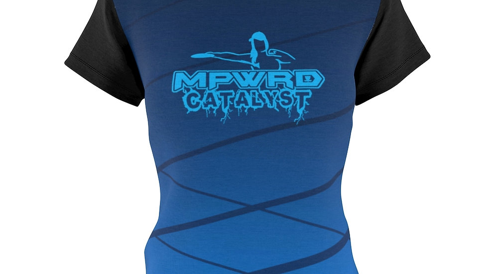 Blue Catalyst - Cut & Sew Tee