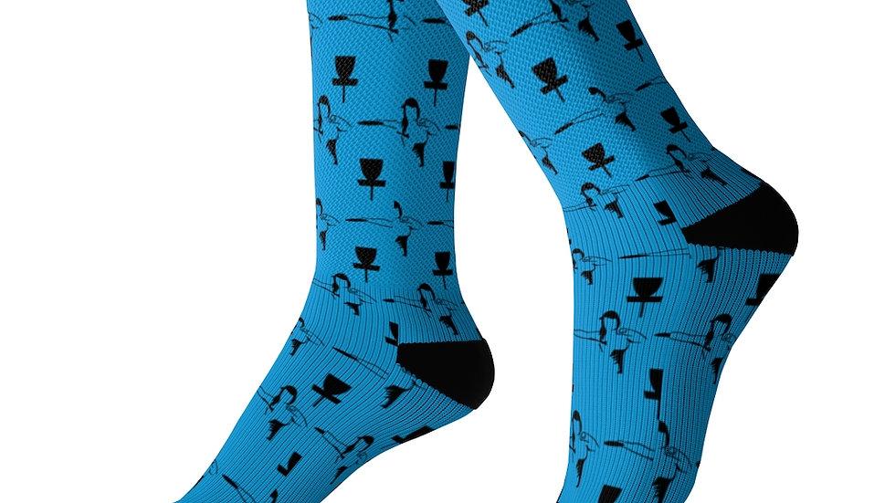Serena's Fav - MPWRD - Sublimation Socks