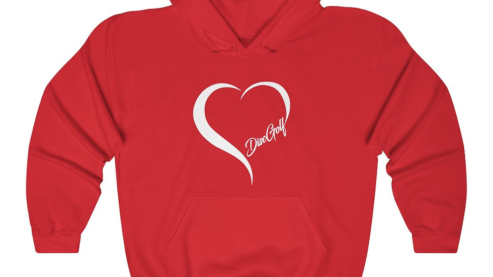 Disc Golf Love - Hooded Sweatshirt
