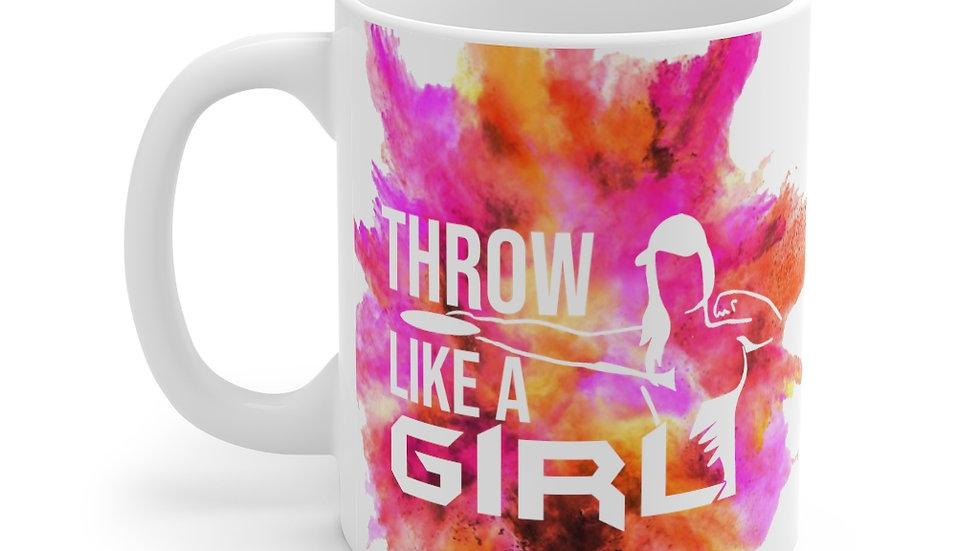 Women's Disc Golf Mug 11oz