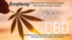 Binghemp pure plant based CBD Products