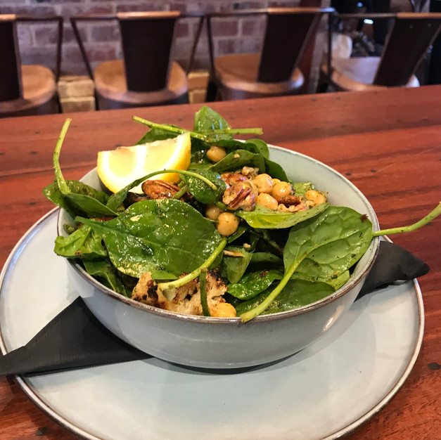 Cauliflower Salad (gf) (v) (vg)