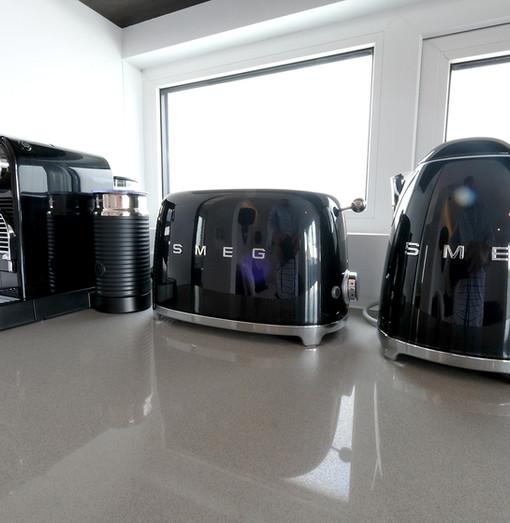 SMEG & Nespresso appliances