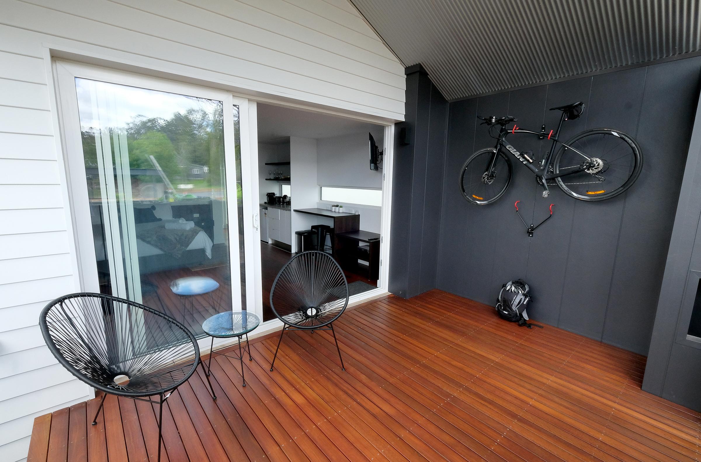 Cabins-deck